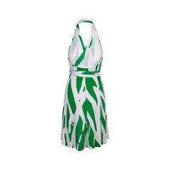 Diane von furstenberg printed halter wrap dress 2?1552538561