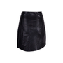 Authentic Second Hand Balenciaga Lambskin Mini Skirt (PSS-424-00149) - Thumbnail 1