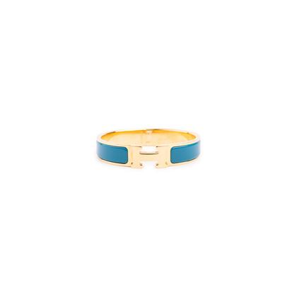 Authentic Pre Owned Hermès Clic Clac H Bracelet (PSS-521-00002)