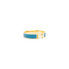 Hermes clic clac bracelet blue 2?1552549746
