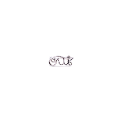 Authentic Pre Owned Christian Dior Oui Ring (PSS-521-00003)