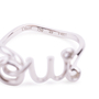 Authentic Pre Owned Christian Dior Oui Ring (PSS-521-00003) - Thumbnail 7