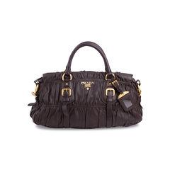 Tessuto Gauffre Bag