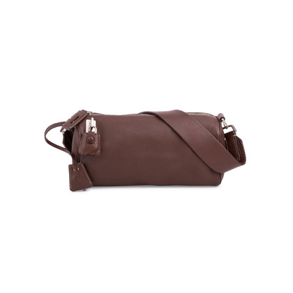 Authentic Second Hand Prada Daino Box Shoulder Bag (PSS-521-00018)
