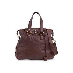 Muse Messenger Bag