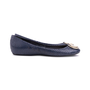 Authentic Second Hand Christian Dior Snakeskin Flats (PSS-521-00021) - Thumbnail 4