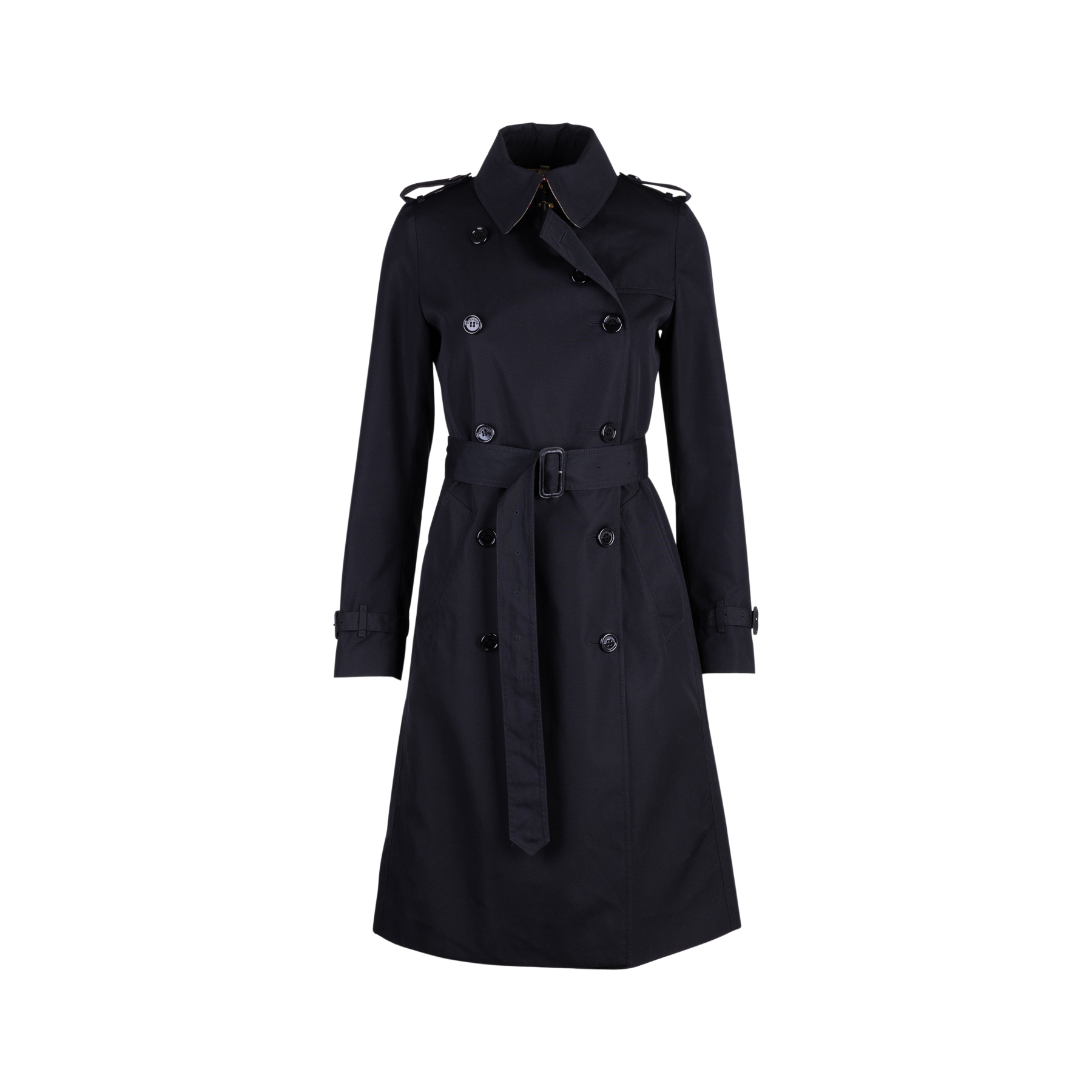 55d6419c64 Authentic Second Hand Burberry Trench Coat (PSS-521-00020) - THE FIFTH  COLLECTION
