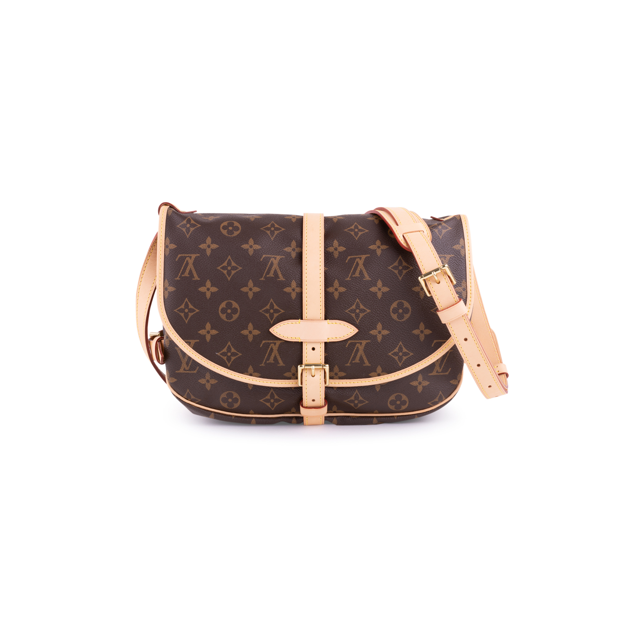 a59cc2d12d2c Authentic Second Hand Louis Vuitton Saumur MM Bag (PSS-627-00001 ...