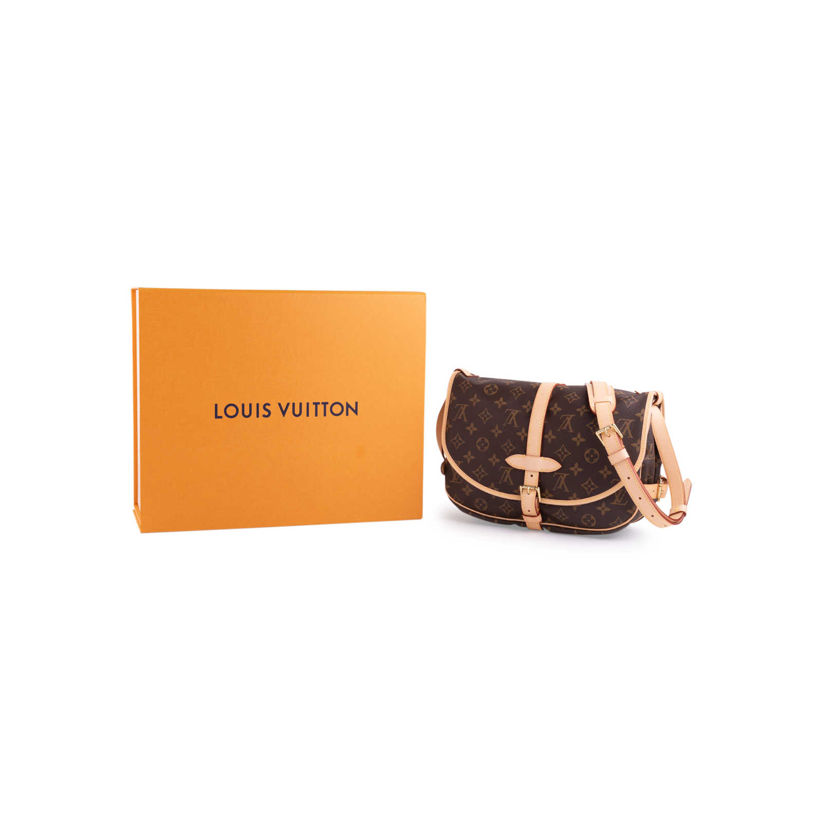 c9e2a977f20a0 ... Authentic Second Hand Louis Vuitton Saumur MM Bag (PSS-627-00001) -