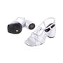 Authentic Second Hand Dries Van Noten Twist Front Sandals (PSS-247-00121) - Thumbnail 4