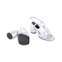 Authentic Second Hand Dries Van Noten Twist Front Sandals (PSS-247-00121) - Thumbnail 2