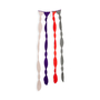 Authentic Second Hand Missoni Knit Strip Skinny Scarf (PSS-247-00122) - Thumbnail 2