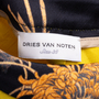 Authentic Second Hand Dries Van Noten Brocade Blouse (PSS-247-00126) - Thumbnail 2