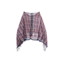 Authentic Second Hand Missoni Fringed Poncho (PSS-247-00127) - Thumbnail 1