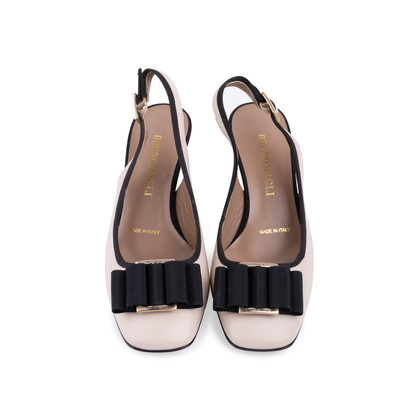 Authentic Second Hand Bruno Magli Molly Slingback Pumps (PSS-034-00044)