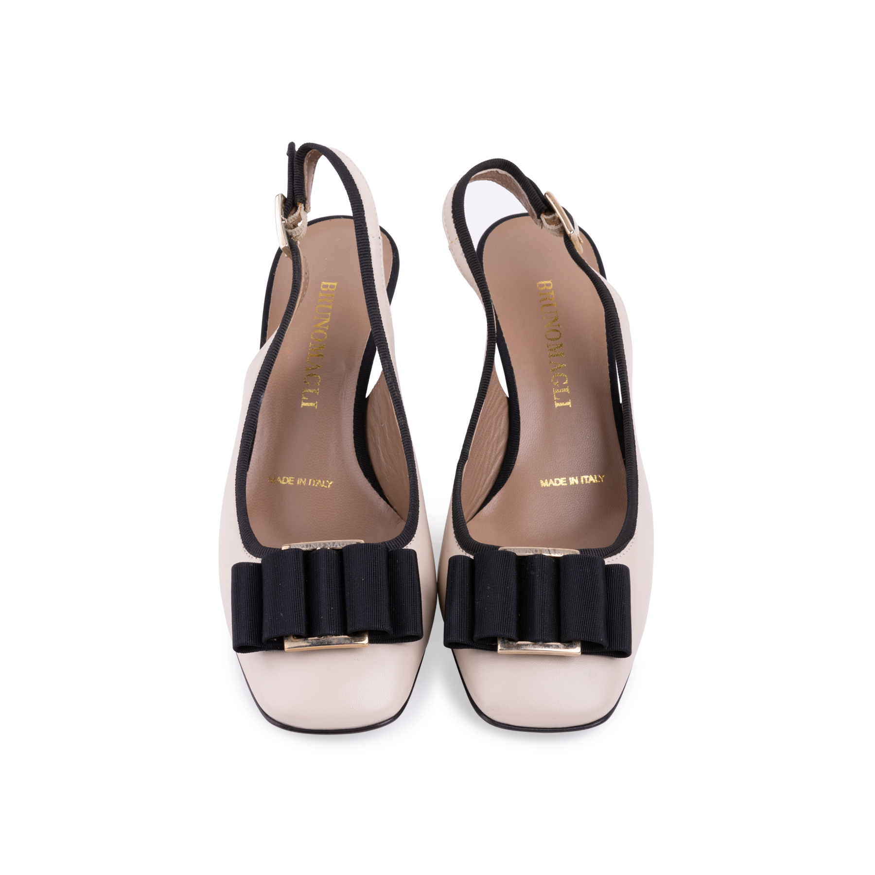 ecfb30834b8 Authentic Second Hand Bruno Magli Molly Slingback Pumps (PSS-034-00044)