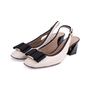 Authentic Second Hand Bruno Magli Molly Slingback Pumps (PSS-034-00044) - Thumbnail 4