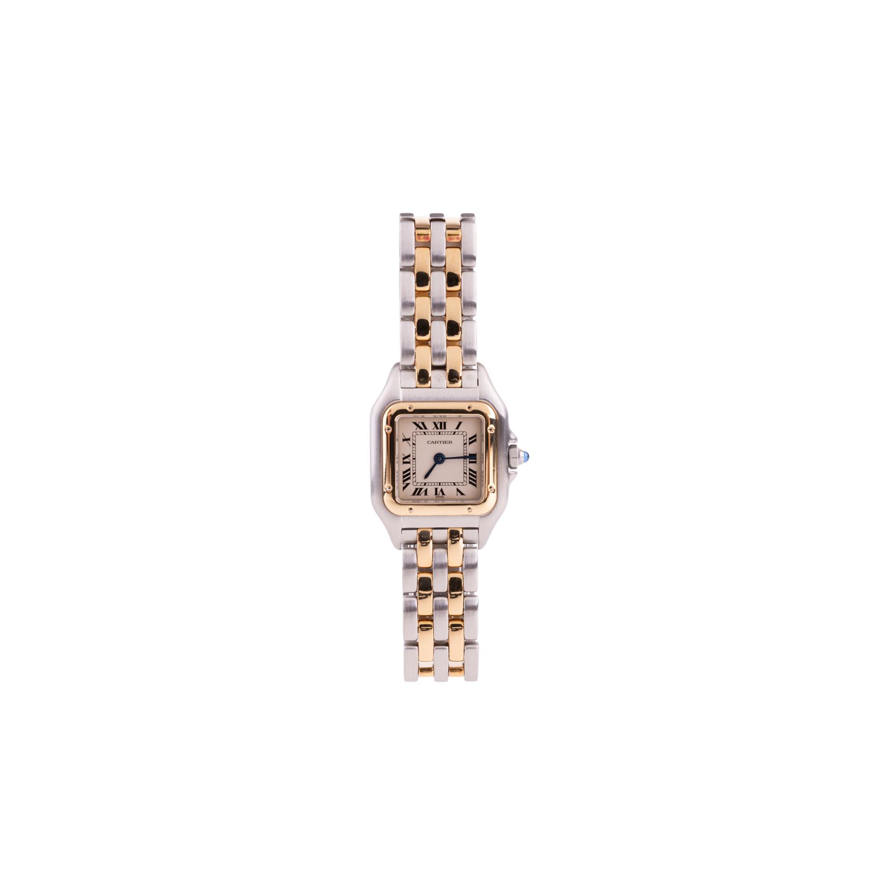 f8dc0c7adff83 Authentic Second Hand Cartier Panthère de Cartier Watch (PSS-611-00008)