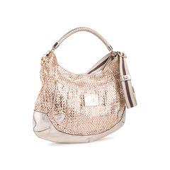 Anya hindmarch jethro woven bag metallic 2?1552969722