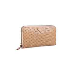 Prada perforated saffiano zip around wallet 2?1552969900