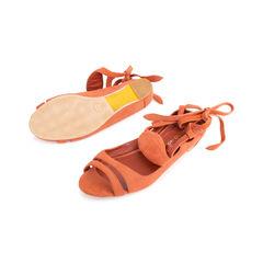 Tsumori chisato suede sandals 2?1552970358
