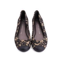 Lace Ballerina Flats