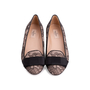 Authentic Second Hand Valentino Lace Slip Ons (PSS-340-00106) - Thumbnail 0