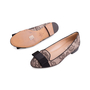 Authentic Second Hand Valentino Lace Slip Ons (PSS-340-00106) - Thumbnail 1