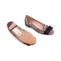 Authentic Second Hand Valentino Lace Slip Ons (PSS-340-00106) - Thumbnail 2