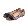 Authentic Second Hand Valentino Lace Slip Ons (PSS-340-00106) - Thumbnail 3
