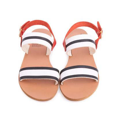 Authentic Second Hand Ancient Greek Sandals Dinami Sandals (PSS-340-00107)