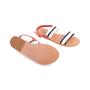 Authentic Second Hand Ancient Greek Sandals Dinami Sandals (PSS-340-00107) - Thumbnail 5