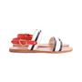 Authentic Second Hand Ancient Greek Sandals Dinami Sandals (PSS-340-00107) - Thumbnail 1