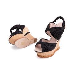 Nina ricci compensee platform sandals 2?1553148603