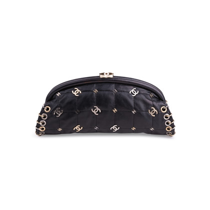 Authentic Second Hand Chanel Spring 2007 Timeless Punk Clutch (PSS-606-00034)