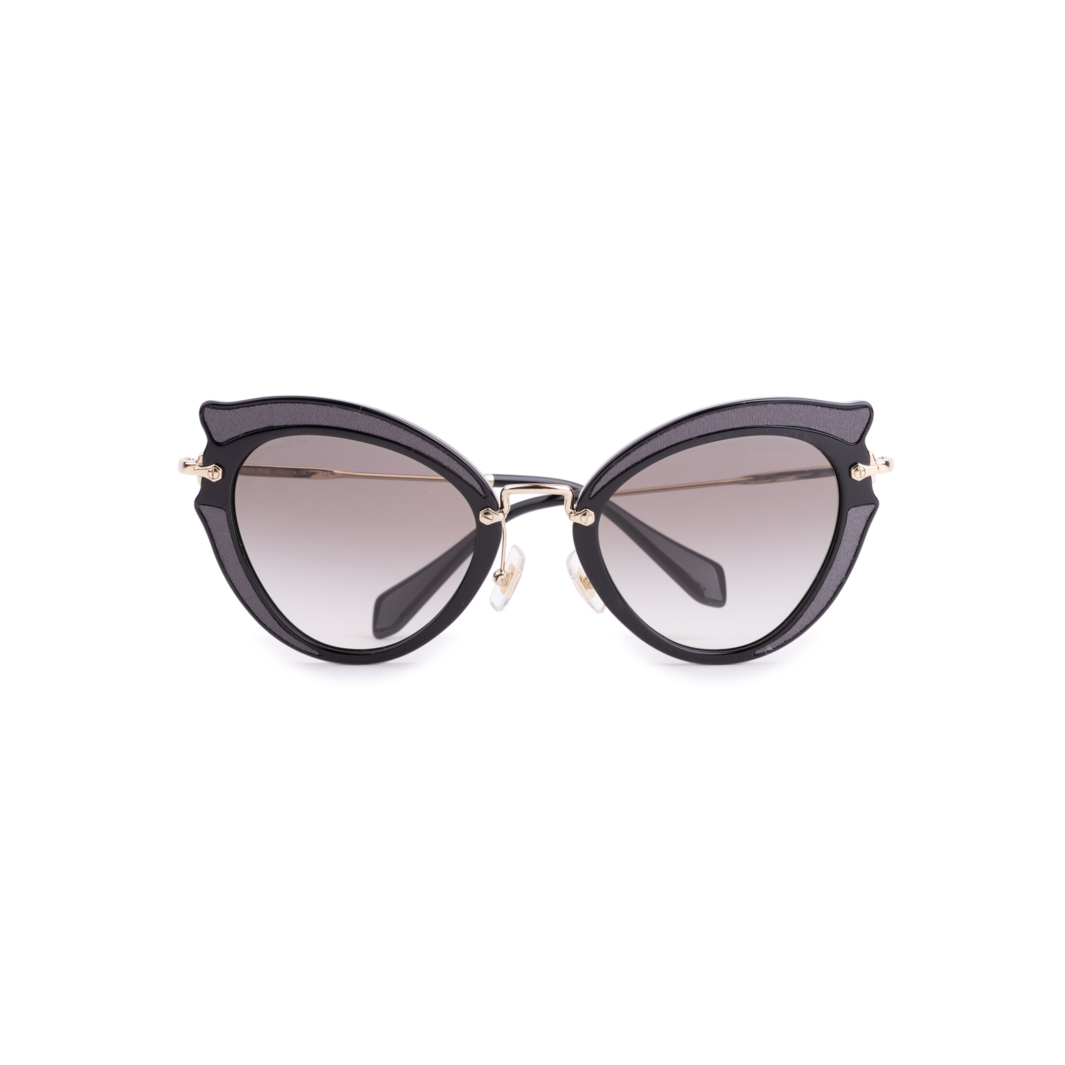 96a66933f95 Authentic Second Hand Miu Miu Butterfly Sunglasses (PSS-606-00035 ...