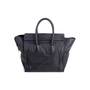 Authentic Second Hand Céline Mini Luggage Tote (PSS-466-00003) - Thumbnail 2