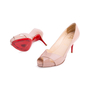 Authentic Second Hand Christian Louboutin Shelley Patent Pumps (PSS-514-00003) - Thumbnail 1