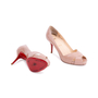 Authentic Second Hand Christian Louboutin Shelley Patent Pumps (PSS-514-00003) - Thumbnail 2