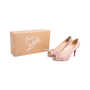 Authentic Second Hand Christian Louboutin Shelley Patent Pumps (PSS-514-00003) - Thumbnail 6