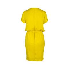 Carven satin knot dress 2?1553446707