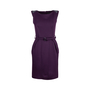 Authentic Second Hand Hanii Y Structured Sheath Dress (PSS-340-00130) - Thumbnail 0