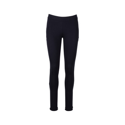 Authentic Second Hand Helmut Lang Stretch Leggings (PSS-340-00131)
