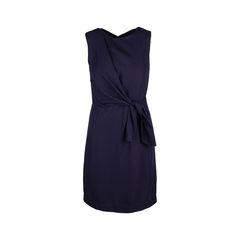 Knotted Sheath Dress