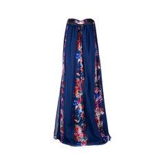Msgm printed bustier dress 2?1553447475