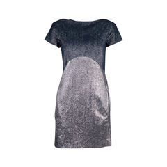 Fall 2010 Metallic Shift Dress