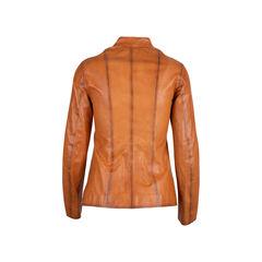 Jil sander leather jacket 2?1553499665