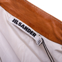 Authentic Second Hand Jil Sander Leather Jacket (PSS-606-00050) - Thumbnail 2