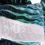 Authentic Second Hand Peter Pilotto Leaf Peplum Dress (PSS-606-00043) - Thumbnail 2