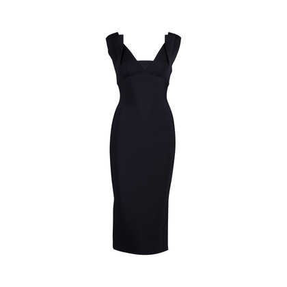 Authentic Second Hand Roland Mouret Macha Dress (PSS-606-00047)
